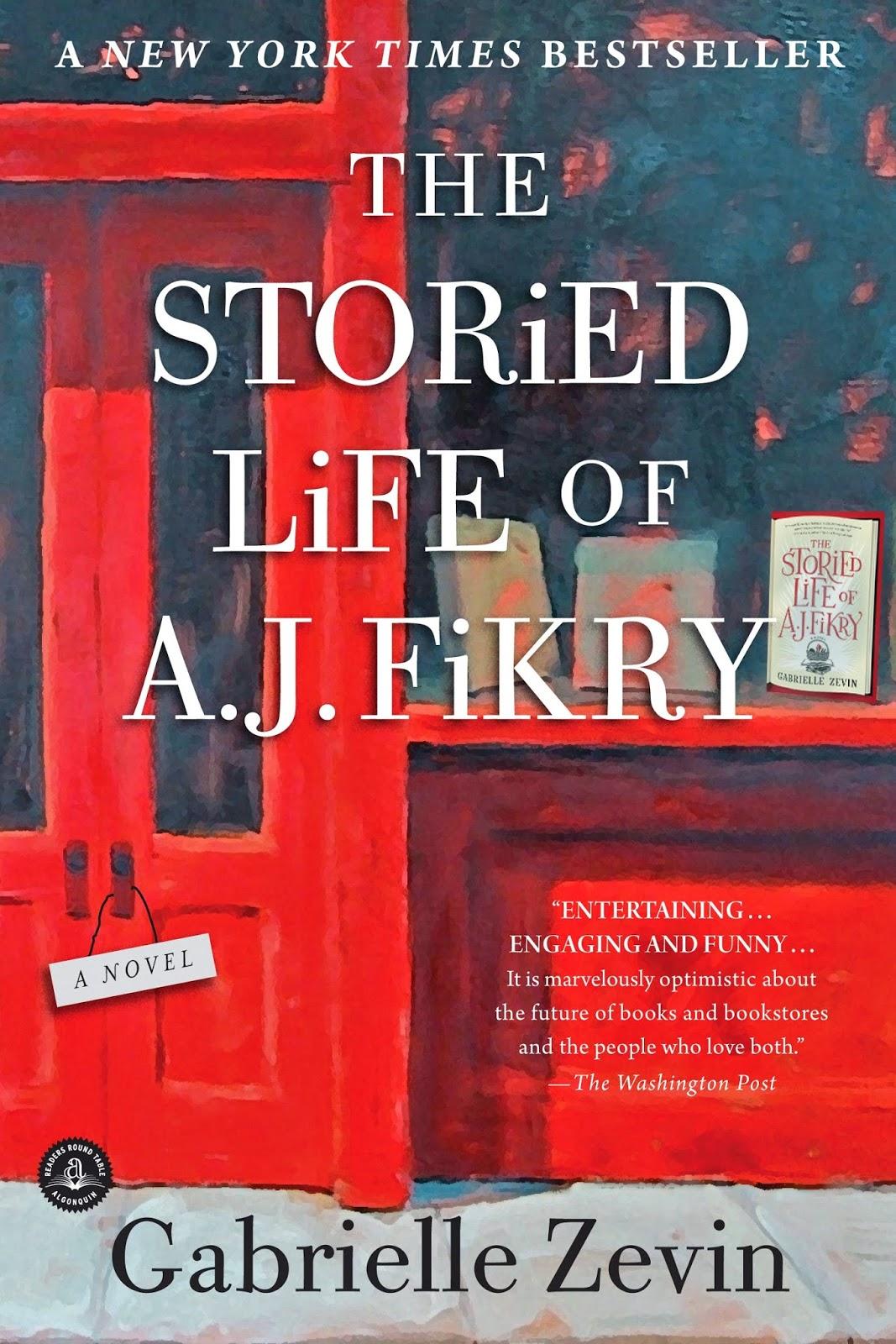 Bildergebnis für the storied life of a.j. fikry