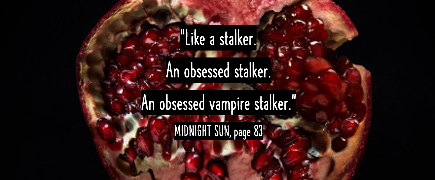 My Very Spoilery Thoughts on Midnight Sun by Stephenie Meyer