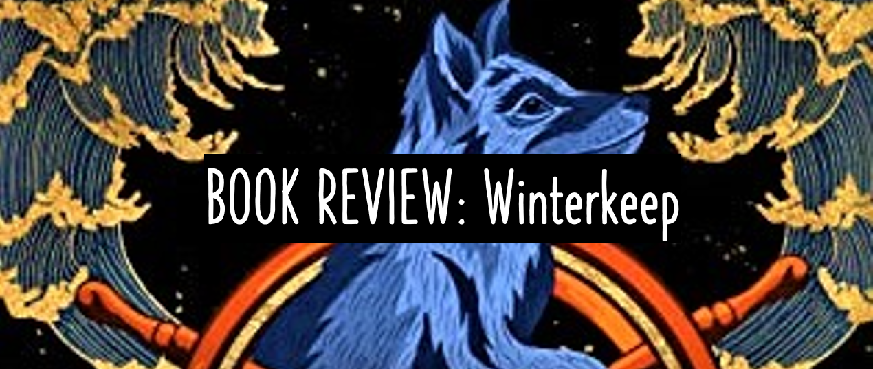 Book Review: Winterkeep by Kristin Cashore